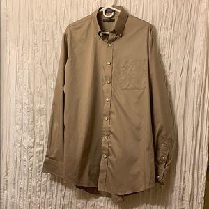 Men's Damon dress shirt. Like new, worn twice.